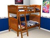 Bunk Bed Set Plans
