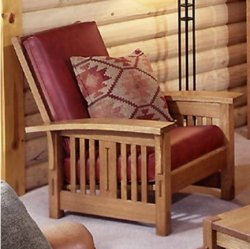mission furniture plans woodworking